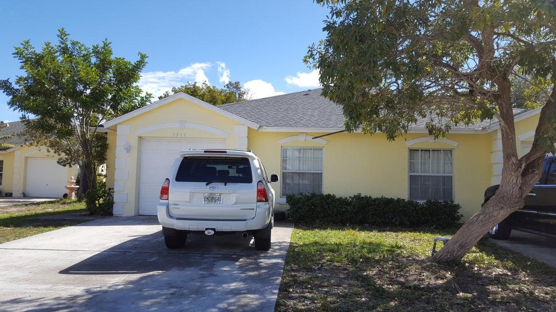 3715 Nyack Lane, Lake Worth, FL 33463