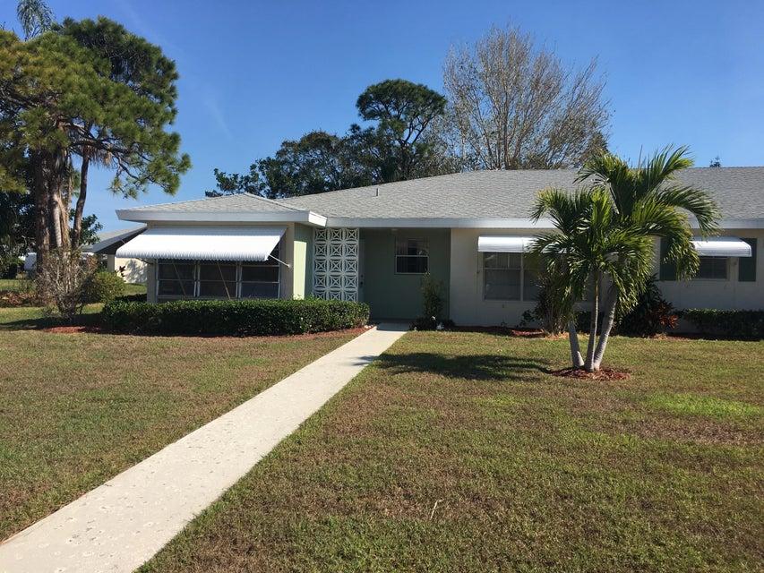 418 Sandpiper Drive A, Fort Pierce, FL 34982