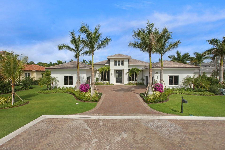واحد منزل الأسرة للـ Sale في 12013 Kiora Court 12013 Kiora Court Palm Beach Gardens, Florida 33418 United States