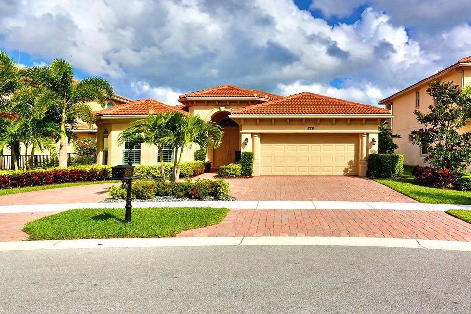 826 Edgebrook Lane, West Palm Beach, FL 33411