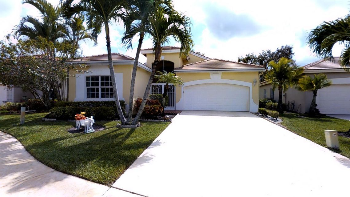Home for sale in BALMORAL COUNTRY CLUB LACUNA POD B Lake Worth Florida