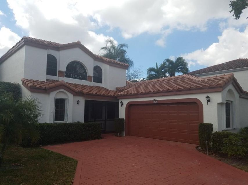 Home for sale in WINDWARD ISLE Greenacres Florida