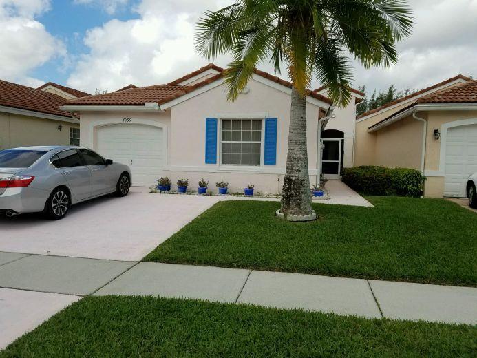 7099 Burgess Drive, Lake Worth, FL 33467