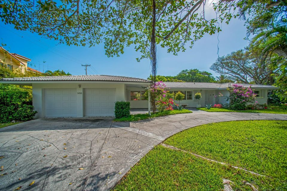 Rentals للـ Rent في 1416 Lands End Road 1416 Lands End Road Lantana, Florida 33462 United States