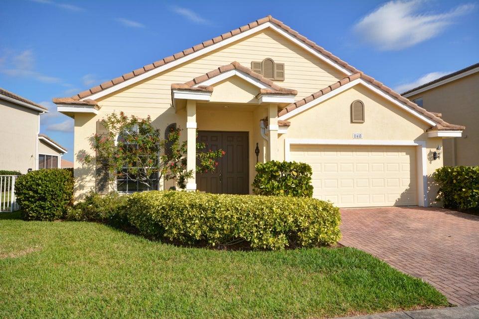 11418 SW Glengarry Court, Port Saint Lucie, FL 34987