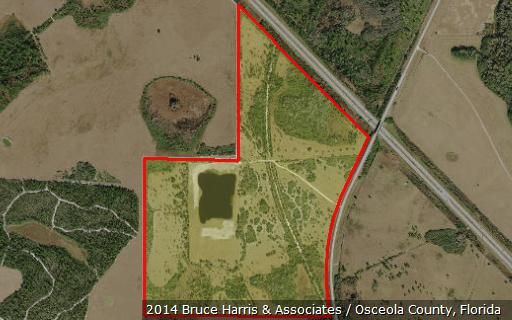 Agricultural Land for Sale at 5000 S Kenansville Road Yeehaw Junction, Florida 34972 United States