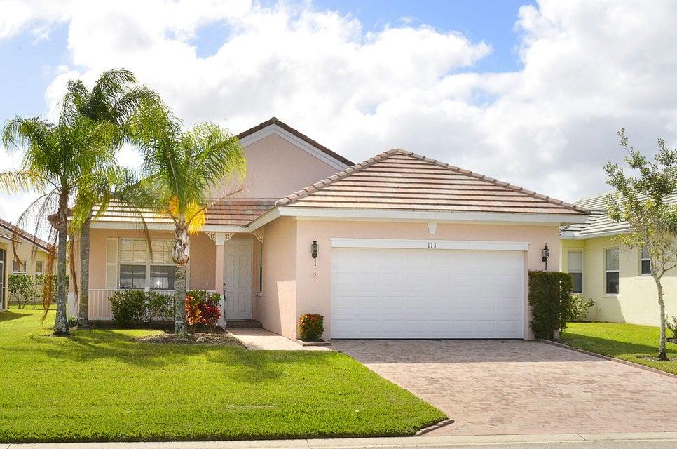 113 NW Swann Mill Circle, Port Saint Lucie, FL 34986