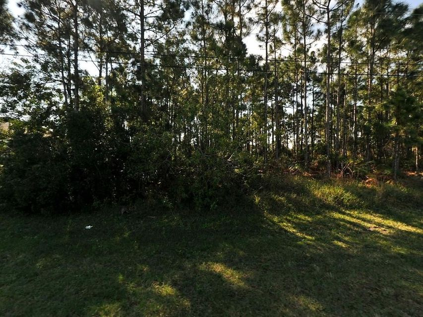Land for Sale at 5942 NW Theda Lane 5942 NW Theda Lane Port St. Lucie, Florida 34983 United States