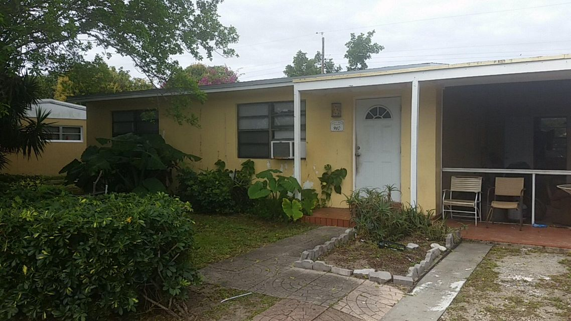 Delray Beach Heights 910 Sw 10th Avenue