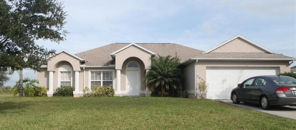 2606 S Serenity Circle, Fort Pierce, FL 34981