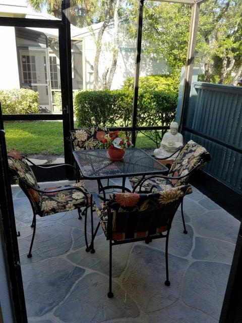screened patio