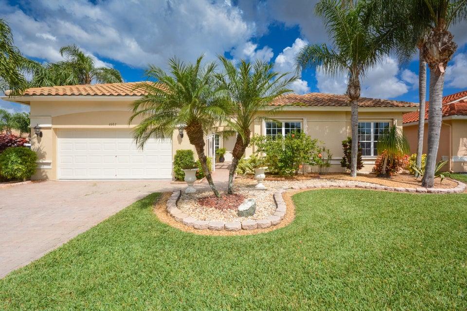 6603 Maggiore Drive, Boynton Beach, FL 33472