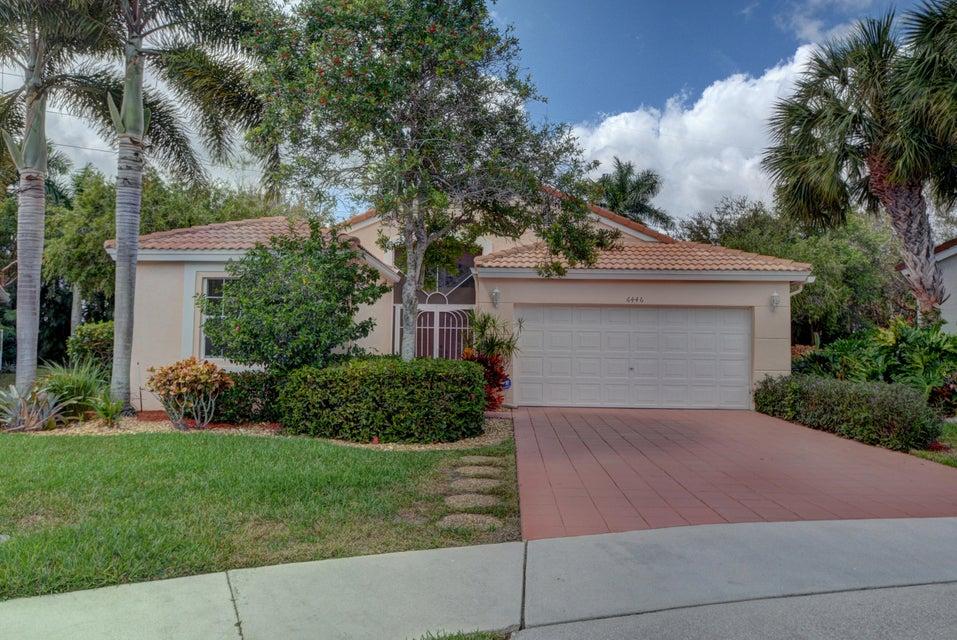 6446 Pebble Creek Way, Boynton Beach, FL 33437