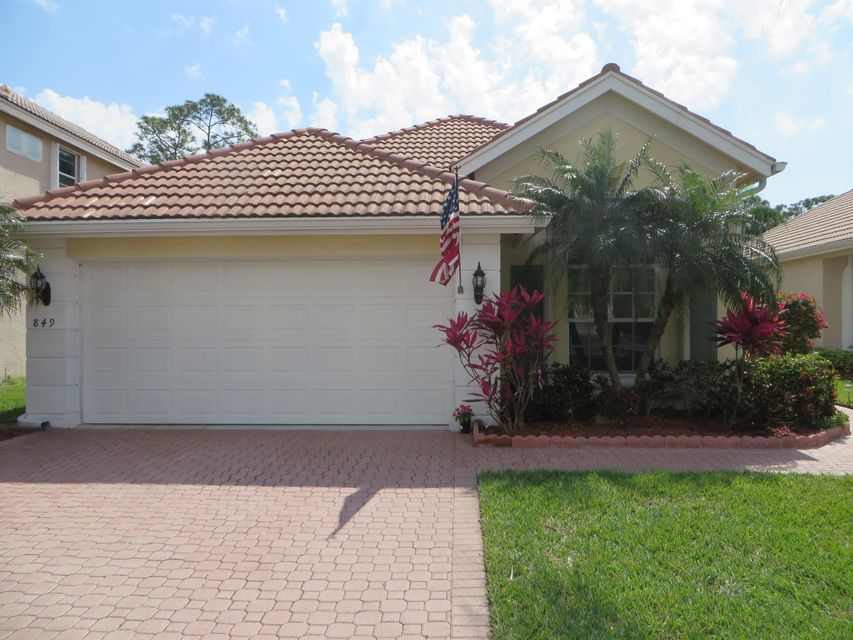 849 SW Munjack Circle SW, Port Saint Lucie, FL 34986