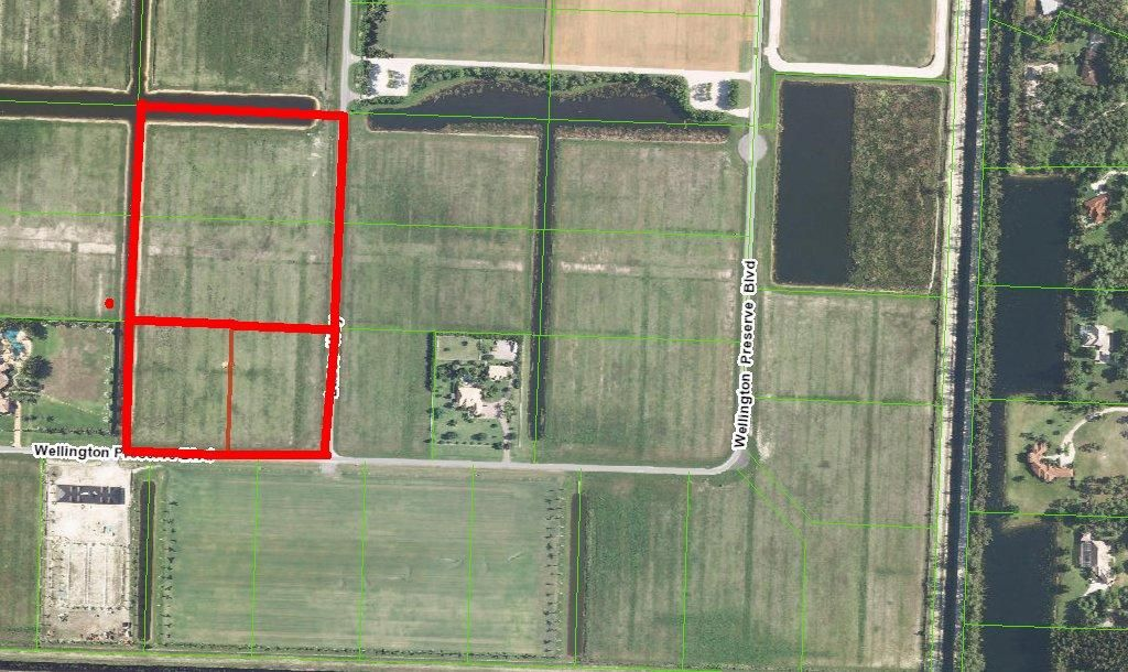 Land for Sale at 9,10,11,12 Lasso And Wellington Preserve Way 9,10,11,12 Lasso And Wellington Preserve Way Wellington, Florida 33414 United States