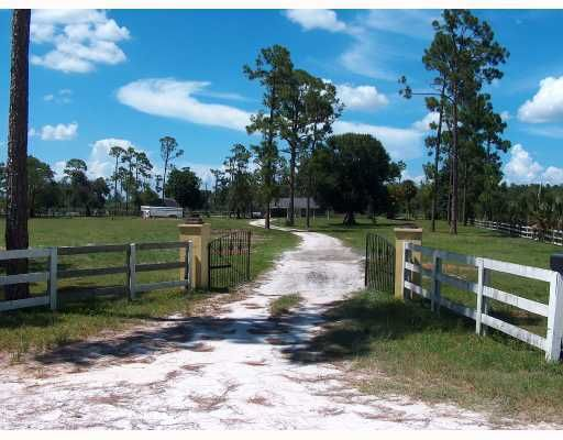 House for Sale at 15897 Collecting Canal Road 15897 Collecting Canal Road Loxahatchee, Florida 33470 United States