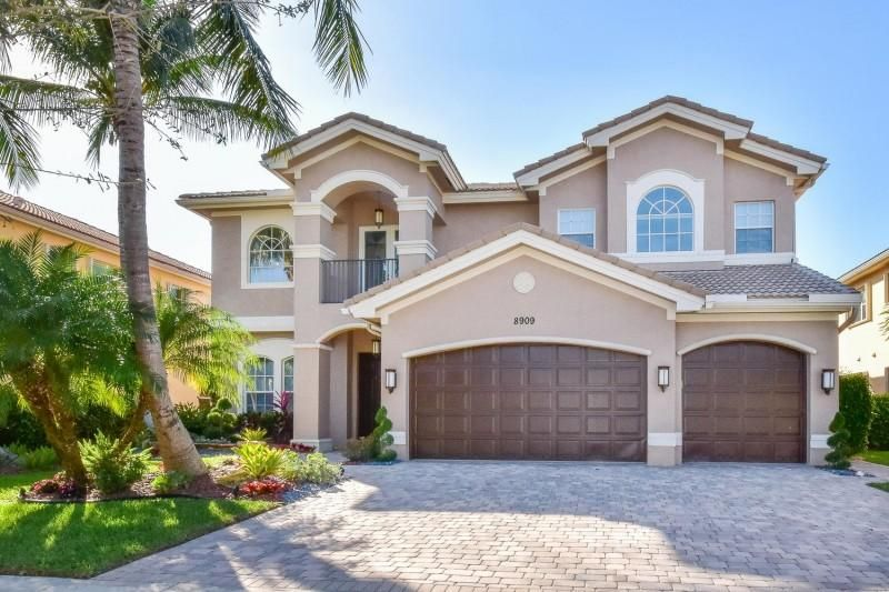 8909 Woodgrove Ridge Court, Boynton Beach, FL 33473