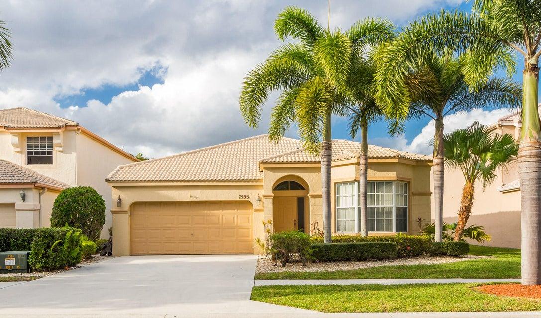 7593 Ridgefield Lane, Lake Worth, FL 33467