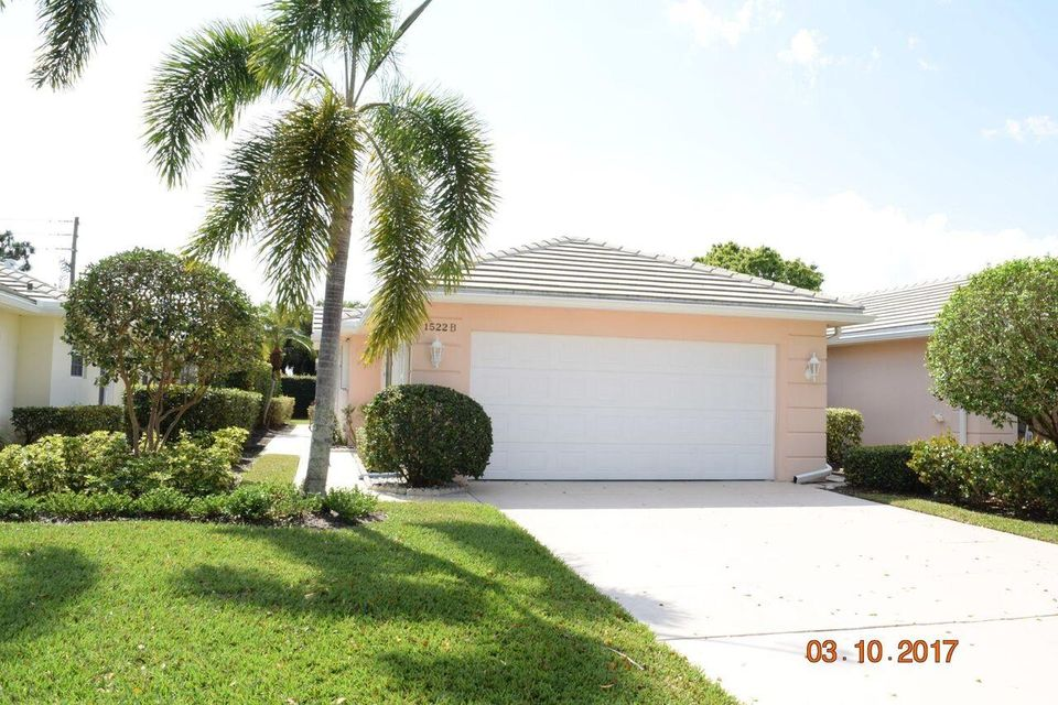 1522 NW Amherst Drive B, Port Saint Lucie, FL 34986