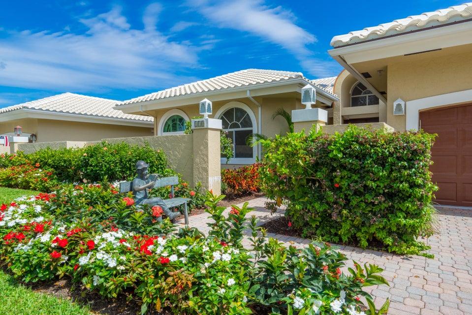 Villa pour l Vente à 110 Spyglass Lane 110 Spyglass Lane Jupiter, Florida 33477 États-Unis