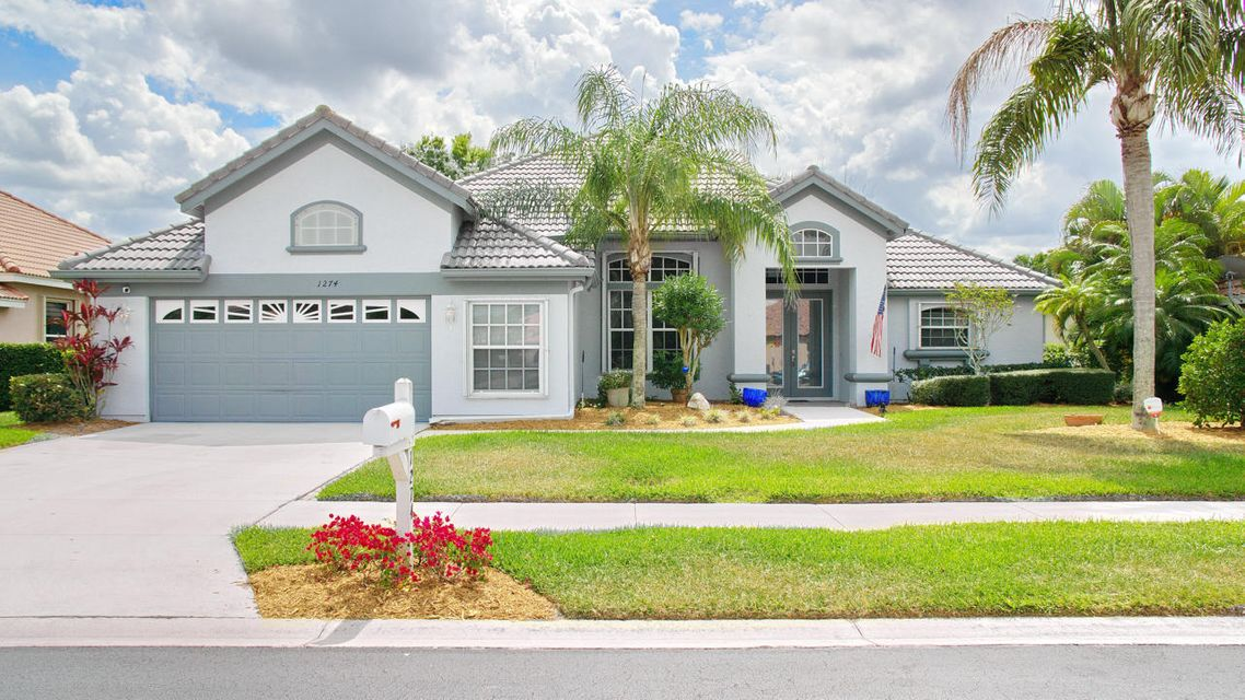 1274 SW Maplewood Drive, Port Saint Lucie, FL 34986