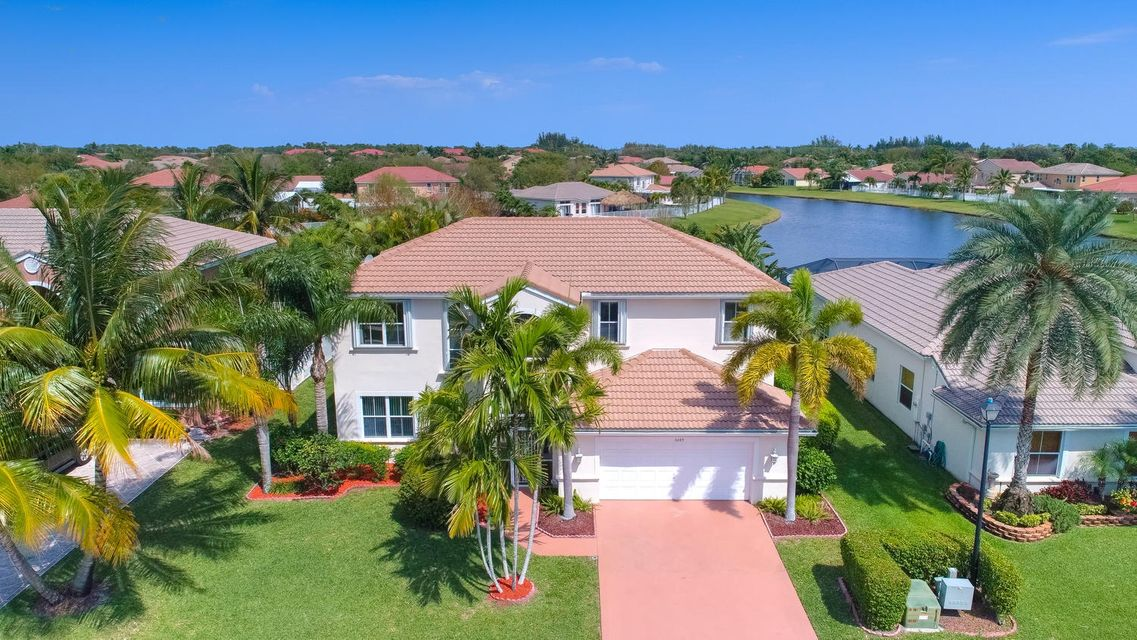 Home for sale in Sand Hills Lake Worth Florida