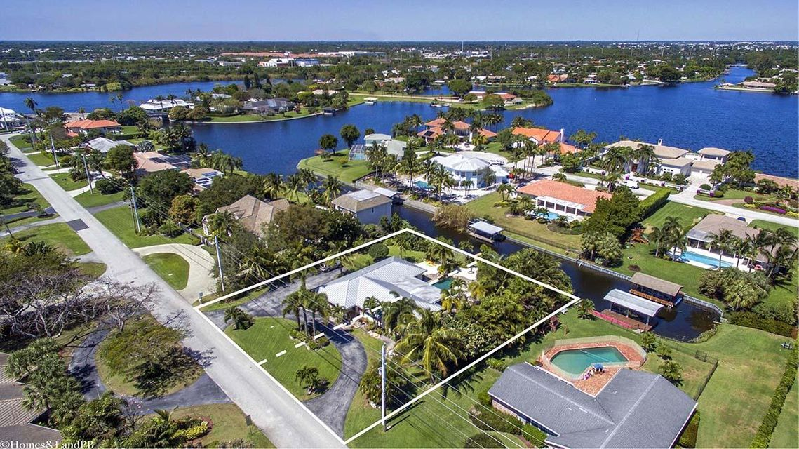 Home for sale in LAKE EDEN SUB PLAT 1 IN Delray Beach Florida