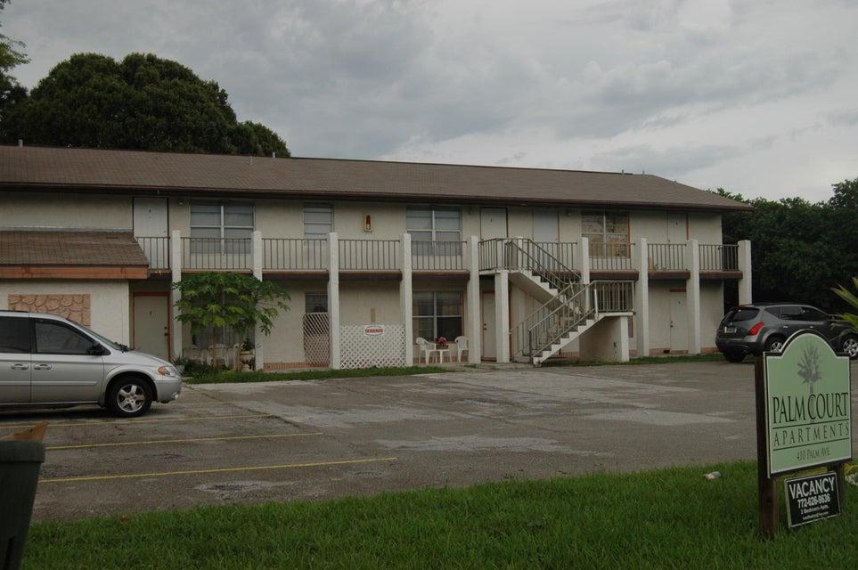 410 Palm Av Avenue B, Fort Pierce, FL 34950