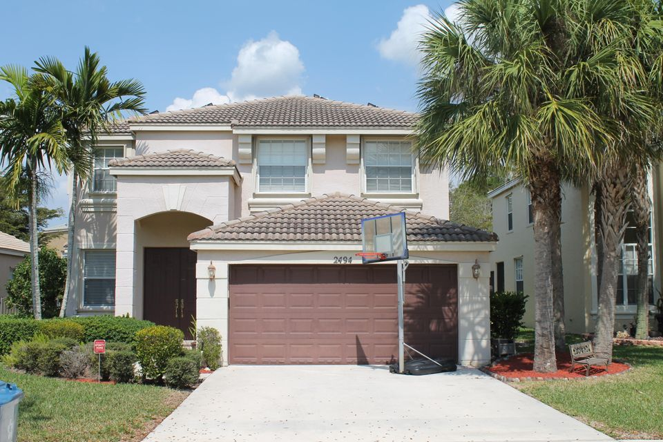 2494 Westmont Lane, Royal Palm Beach, FL 33411