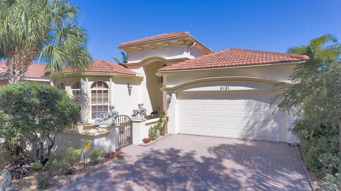 9181 Via Elegante, Wellington, FL 33411