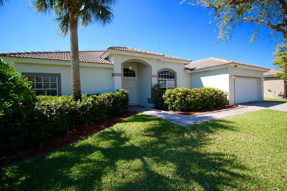 11148 Grandview Manor, Wellington, FL 33414