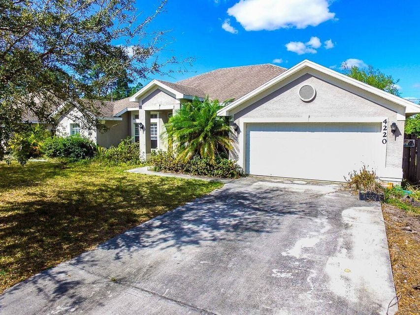 4220 SW Savona Boulevard is listed as MLS Listing RX-10318770 with 24 pictures