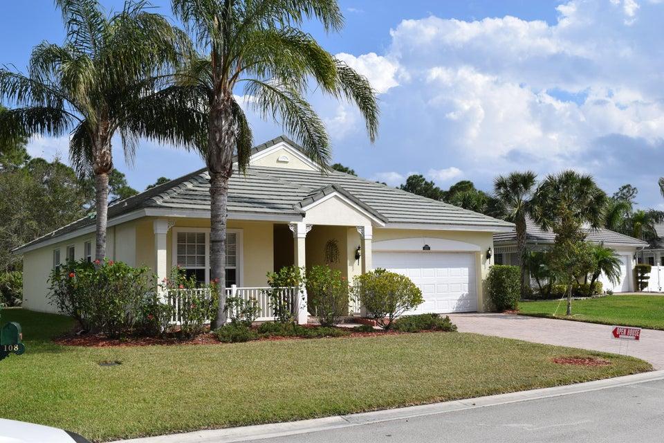 108 NW Pleasant Grove Way, Port Saint Lucie, FL 34986
