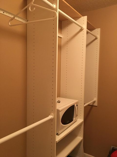 fitted closets