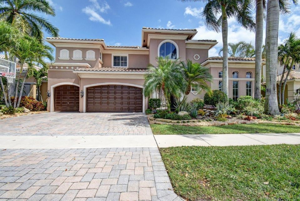 16380 Via Venetia  Delray Beach FL 33484