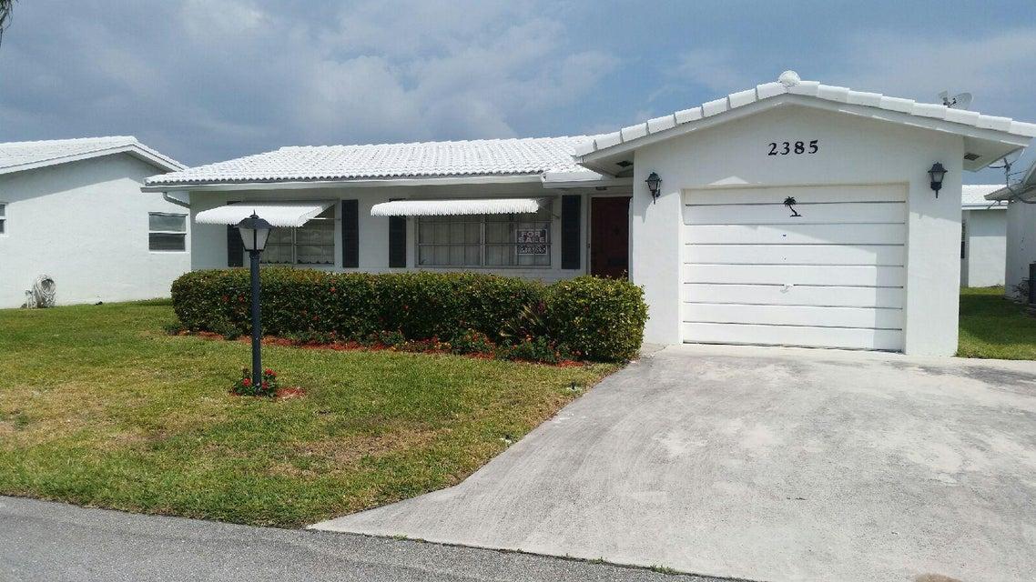2385 SW 13th Terrace, Boynton Beach, FL 33426
