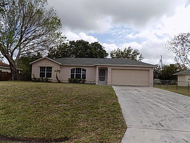 756 SW Estate Avenue, Port Saint Lucie, FL 34953