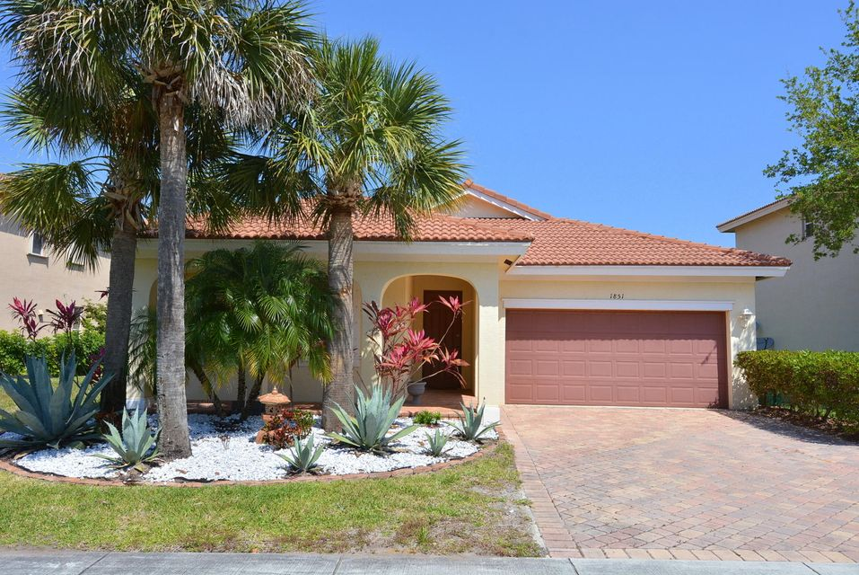 1851 SW Jamesport Drive, Port Saint Lucie, FL 34953
