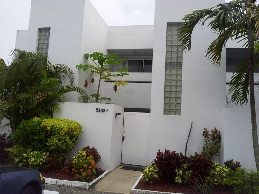 5110 Elmhurst Road B, West Palm Beach, FL 33417