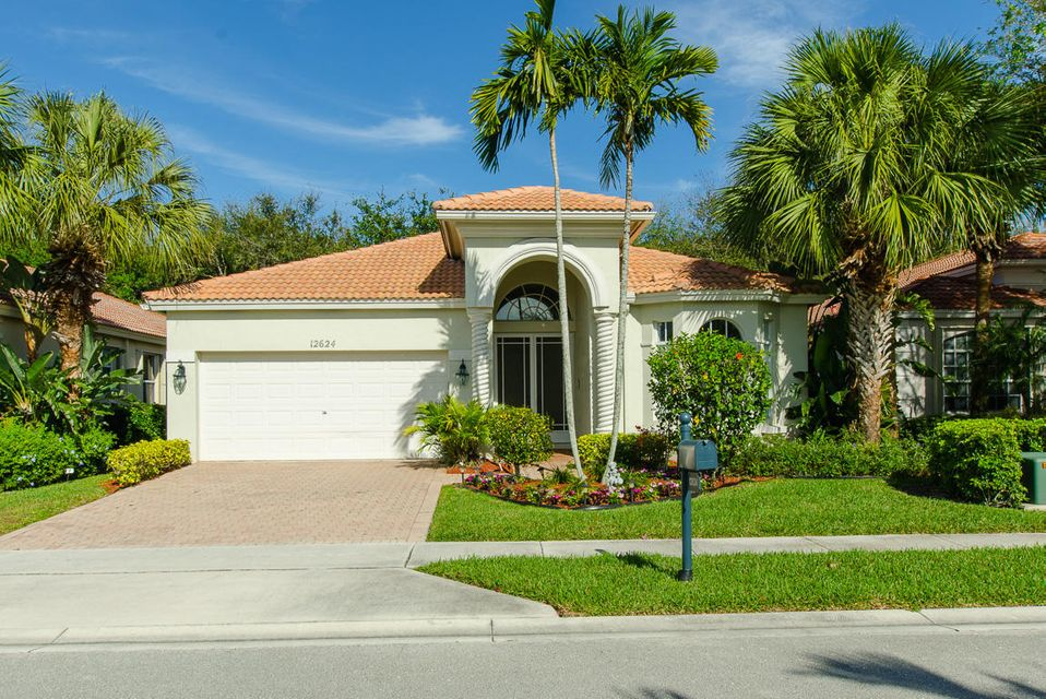 CORAL LAKES home 12624 Via Ravenna Boynton Beach FL 33436