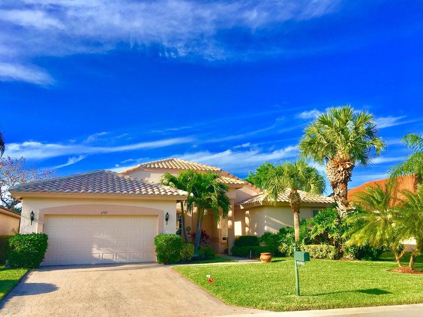 6703 Catania Drive Boynton Beach FL 33472 - photo