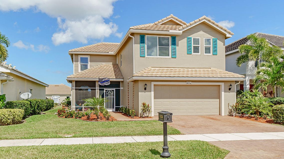 11534 SW Glengarry Court, Port Saint Lucie, FL 34987