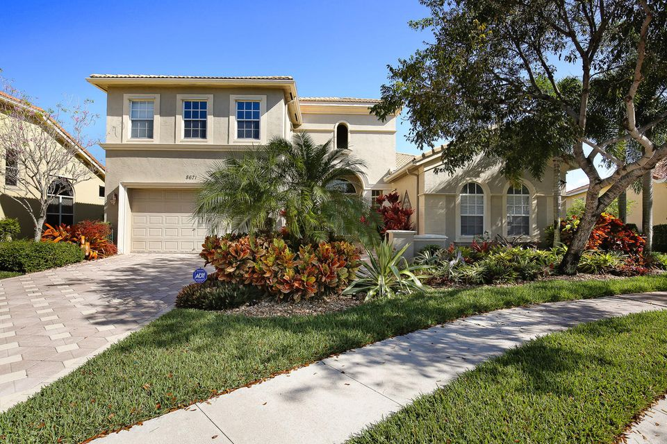 8671 Via Prestigio E, Wellington, FL 33411