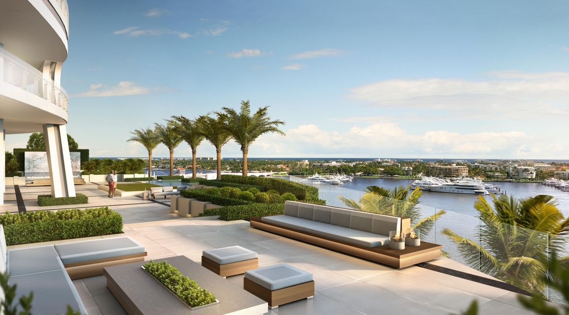Additional photo for property listing at 1100 S Flagler Drive # 22C 1100 S Flagler Drive # 22C West Palm Beach, Florida 33401 United States