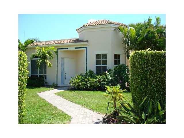 Villa for Sale at 7680 Jasmine Court 7680 Jasmine Court West Palm Beach, Florida 33412 United States