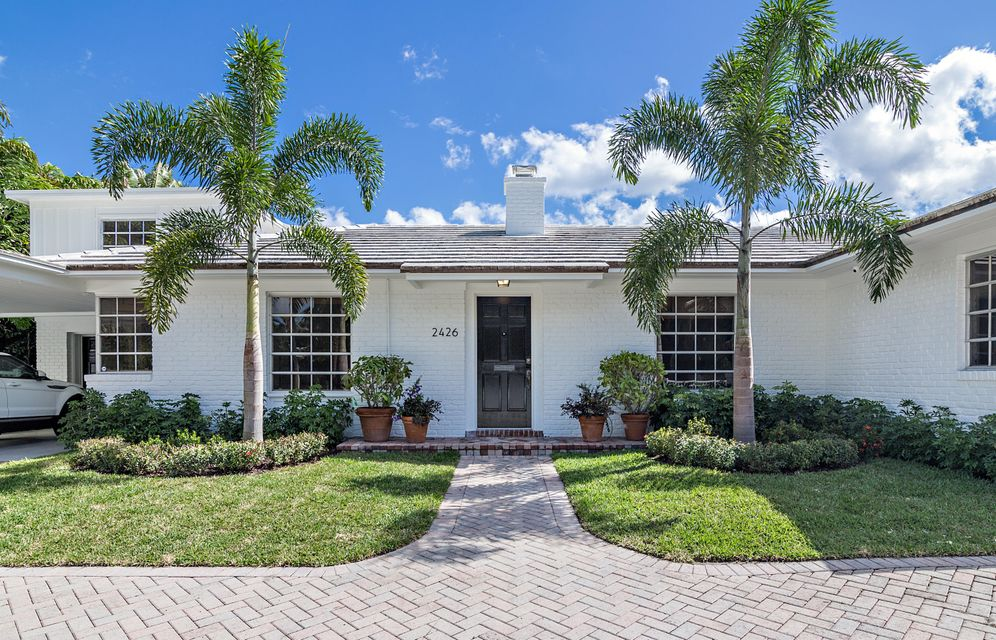 Additional photo for property listing at 2426 Medina Way 2426 Medina Way West Palm Beach, Florida 33401 United States