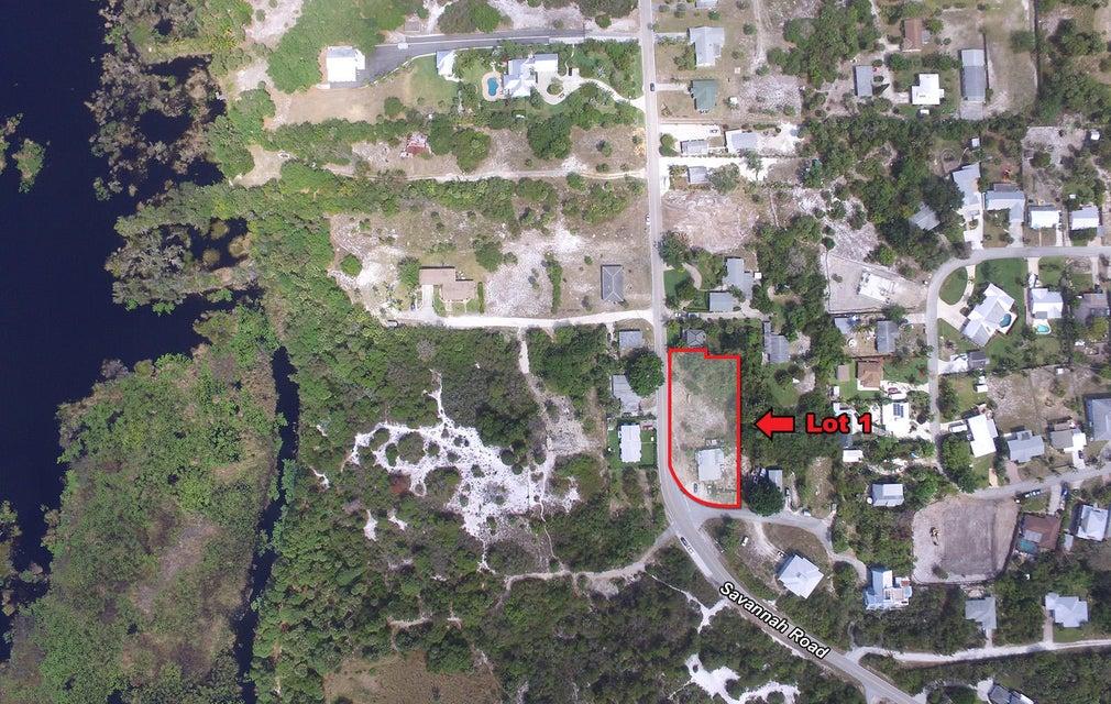 4665 NE Savanna Rd Lot 1, Jensen Beach, FL 34957