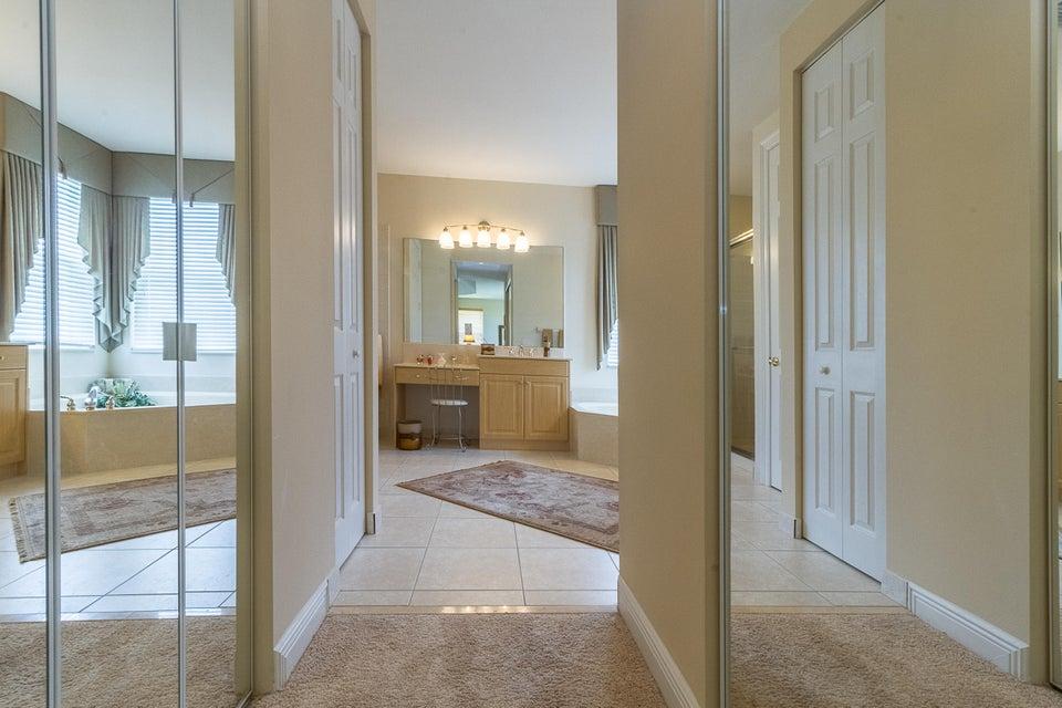 Hall-Master Bath