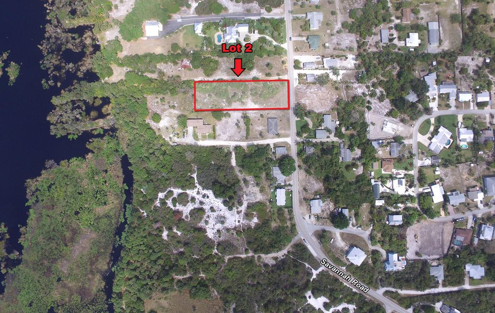 4665 NE Savanna Rd Lot 2, Jensen Beach, FL 34957