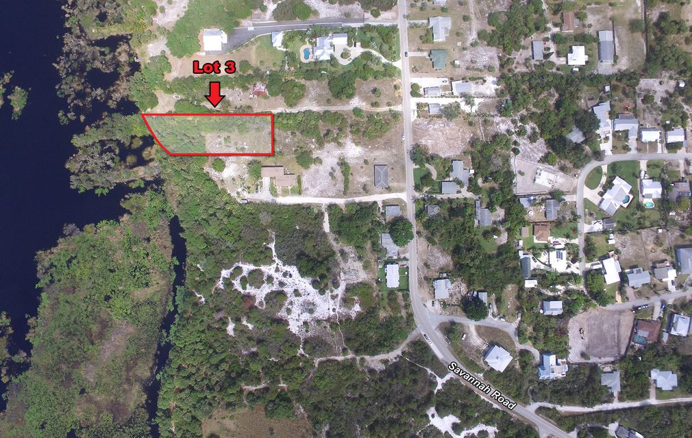 4665 NE Savannah Rd Lot 3, Jensen Beach, FL 34957